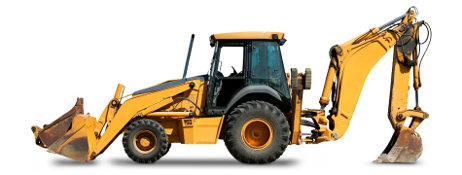 Backhoe Loader Rentals