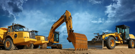 Earthmoving Equipment Rentals